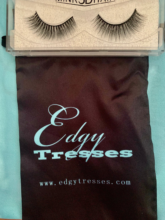 Posh Doll Lashes - Edgy Tresses