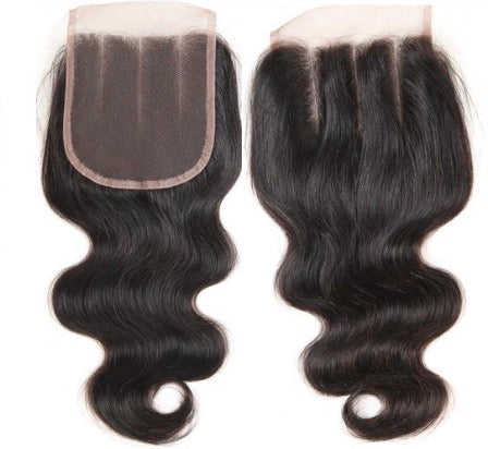 Body Wave Lace Closure - Edgy Tresses