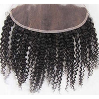 Kinky Curl Frontals - Edgy Tresses