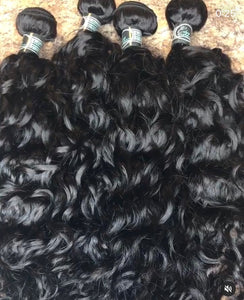 Brazilian Natural Wavy Bundle Deal - Edgy Tresses