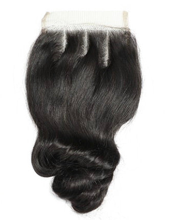 Lace Closure Loose Wave - Edgy Tresses