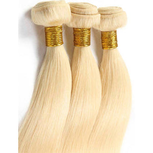 Russian Blonde Straight (613) Bundle Deals - Edgy Tresses
