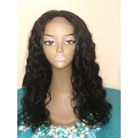 Loose Wave Front Lace Wig - Edgy Tresses