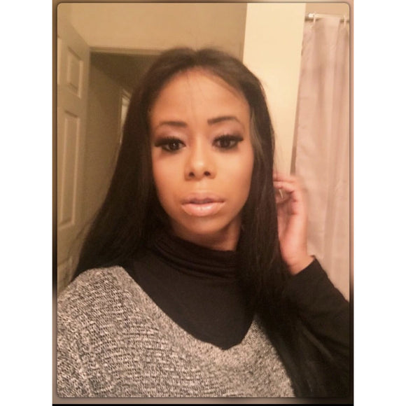 Full Lace Wig - Straight - Edgy Tresses