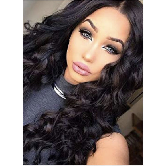 Front Lace Loose Wave Wig - Edgy Tresses