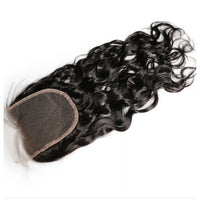 Brazilian Natural Wave Lace Closure - Edgy Tresses