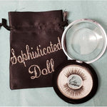 Sophisticated Doll 3D Mink Lashes - Edgy Tresses