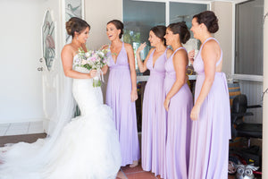 Multiway Bridesmaid Dress Perth Multiway Bridesmaid Dresses Convertible Dress Perth Bridesmaids Dresses Infinity Wrap Dress Perth Bridal Boutique
