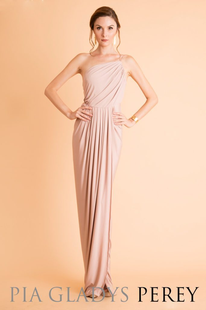 Ethel dress by Pia Gladys Perey Perth Bridesmaids Dresses Perth Bridal Boutique