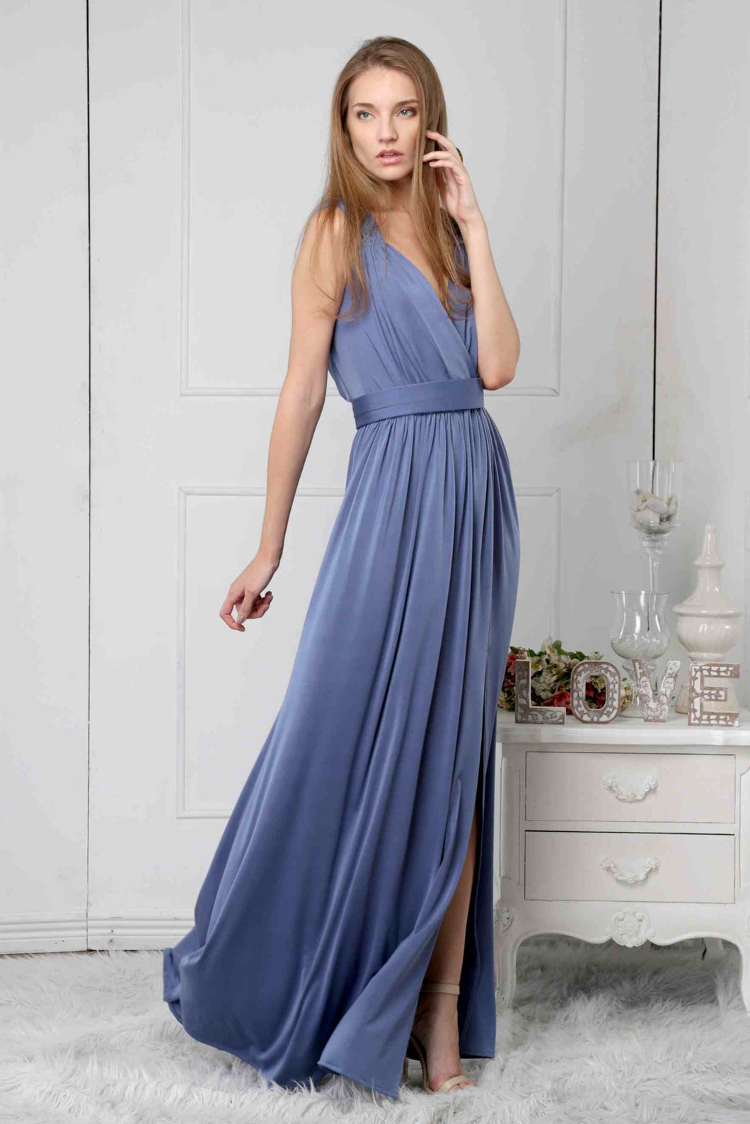 Gertrude dress by Pia Gladys Perey Perth Bridesmaids Dresses Perth Bridal Boutique
