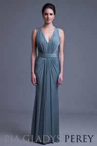 Gwyneth dress by Pia Gladys Perey Perth Bridesmaids Dresses Perth Bridal Boutique