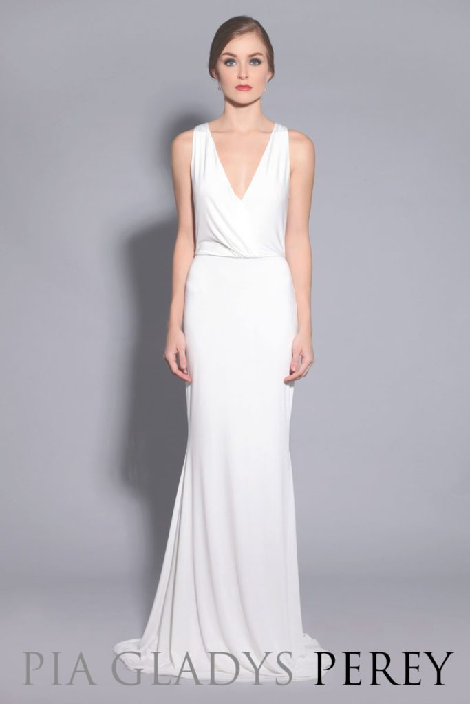 Hope dress by Pia Gladys Perey Perth Bridesmaids Dresses Perth Bridal Boutique