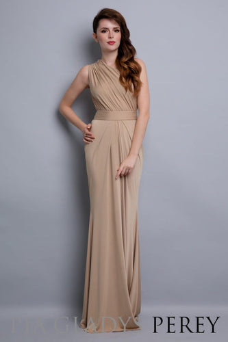 Lana dress by Pia Gladys Perey Perth Bridesmaids Dresses Perth Bridal Boutique