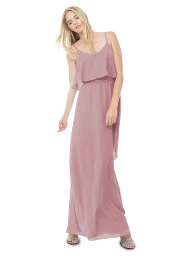 Joanna August Dani Bridesmaid Dress Perth Chiffon Dress Perth Bridesmaids Dresses