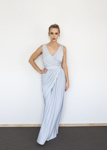 Delilah dress by Pia Gladys Perey Perth Bridesmaids Dresses Perth Bridal Boutique