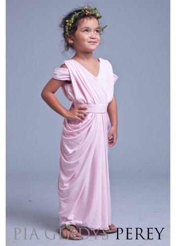 Mini Darla dress by Pia Gladys Perey Perth Bridesmaids Dresses Perth Bridal Boutique Flowergirl Dress