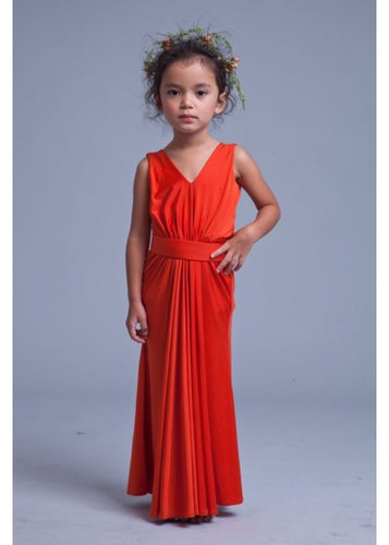 Mini Gwyneth dress by Pia Gladys Perey Perth Bridesmaids Dresses Perth Bridal Boutique Flowergirl Dresses