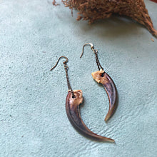 Badger Claw Earrings, JK-E1206
