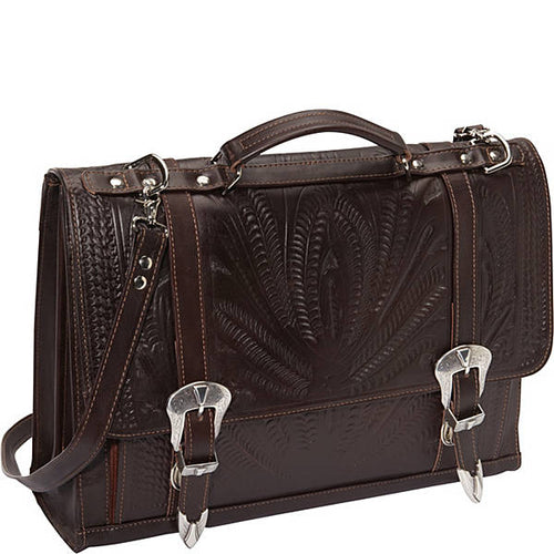 Hand-Tooled-Leather-Briefcase-by-Ropin-West-8442