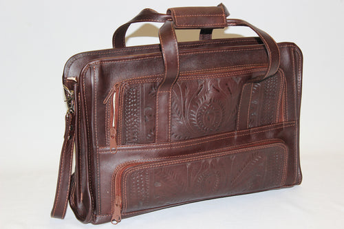 Hand-Tooled-Leather-Briefcase-by-Ropin-West-9227