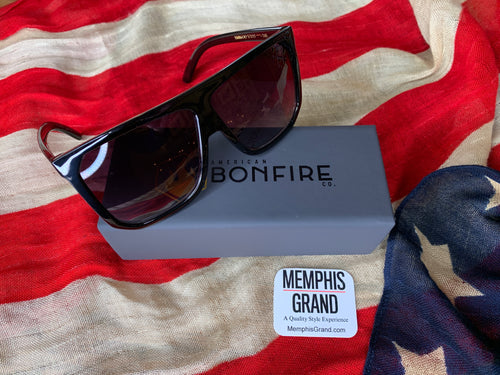 Ignite Sunglasses, Black Lens,  Black Frames