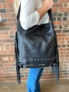 Juan-Antonio-Handcrafted-Hair-on-Cowhide-Hobo-Style-Handbag-with-Fringe-2016H