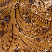 Tooled Leather Handbag, 2003TL, Color Options