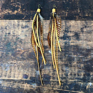 Leather-and-Feather-Earrings-by-ASTALI-Made-in-USA