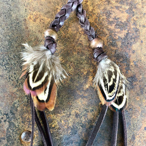 Leather-and-Feather-Wrap-by-ASTALI-Made-in-USA