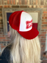 Mama Tried Patch Mesh Trucker Cap