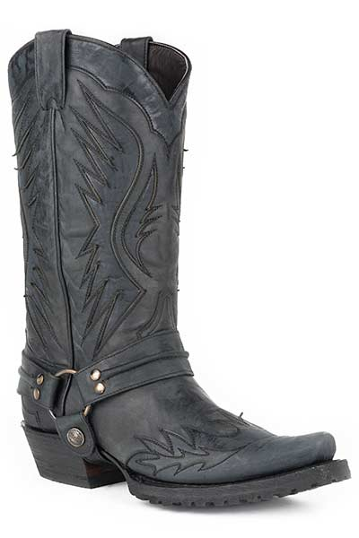 Stetson-Mens-Harness-Biker-Boot-with-Lug-Sole