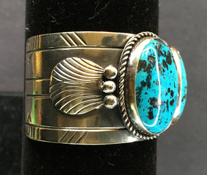 Turquoise-Nugget-Cuff-by-Paige-Wallace