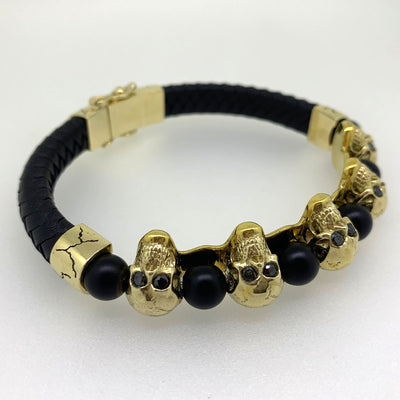Mark Baker Bracelet for Jonny Blaze by Gypsy Belles