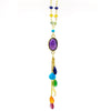 Gemstone 7 Chakra Necklace - Short