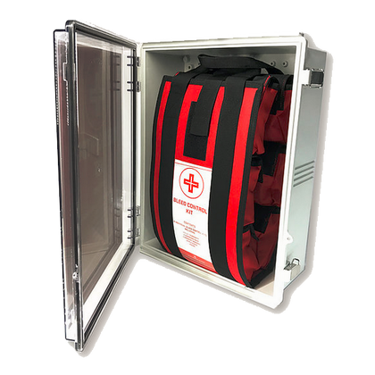 Mass Casualty Bleed Control Kits