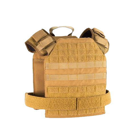 Slick Plate Carrier - Bravo Plus - Active Threat Solutions LLC