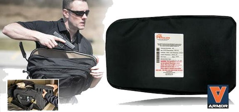 Vertx Armor Insert - Level IIIA for VTX-5010 SMG Sling Pack - Active Threat Solutions LLC