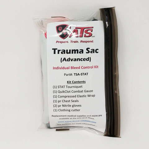 Trauma Sac Advanced - Active Threat Solutions LLC