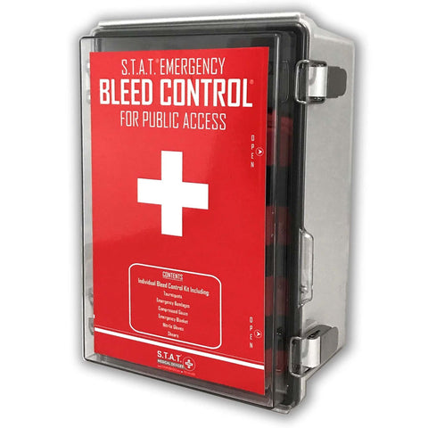 STAT Bleed Control Station - Active Threat Solutions LLC
