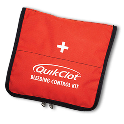 Quik Clot Bleeding Control Kit - Active Threat Solutions LLC
