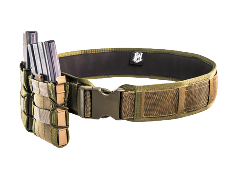 Duty Grip Panel Belt - Active Threat Solutions LLC