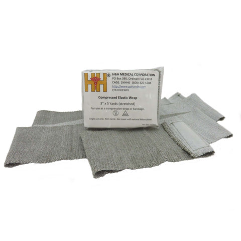 Compressed Elastic Wrap - Active Threat Solutions LLC