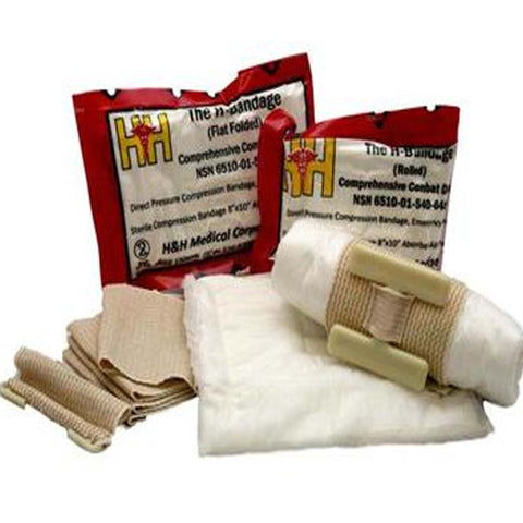 H-Bandage Rolled - Active Threat Solutions LLC