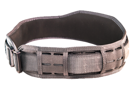 Laser Slim Grip Padded Belt - Slotted - Active Threat Solutions LLC