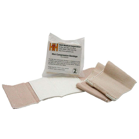Mini Compression Bandage - Active Threat Solutions LLC