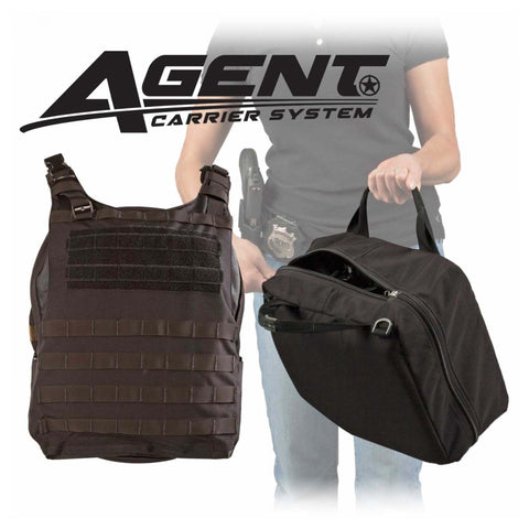 Agent Rapid Deployment Plate Carrier - Active Threat Solutions LLC