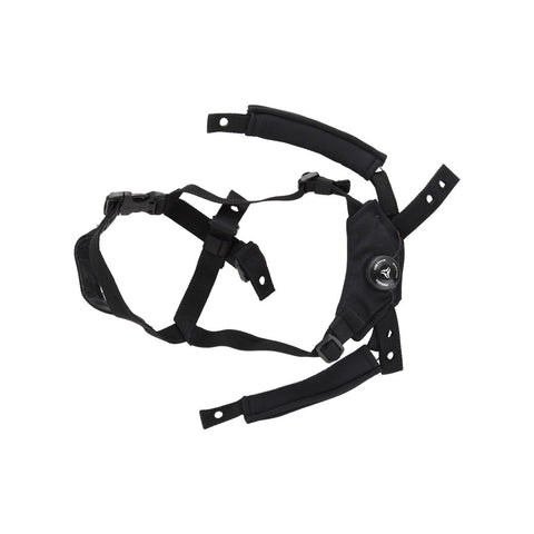 Striker Ratchet Dial Liner Suspension Harness/BK