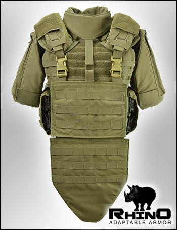 RHINO Adaptable Plate Carrier - Active Threat Solutions LLC