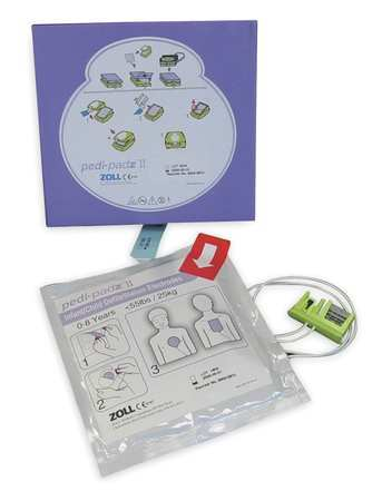 Pedi-Padz II Pediatric Multi-Function Electrodes - Active Threat Solutions LLC