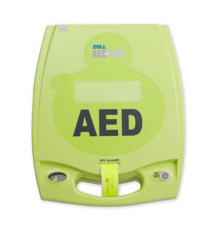 Fully Automatic Zoll AED Plus - Active Threat Solutions LLC